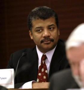 Earth's next great hero:  Neil deGrasse Tyson