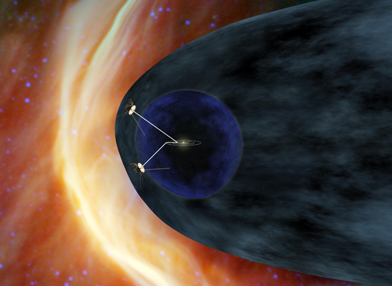 Voyager 1 has officially left the building!  Image Credit: NASA/JPL-Caltech